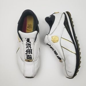 L.A.M.B. Royal Elastics Collaboration Sneakers Sz7